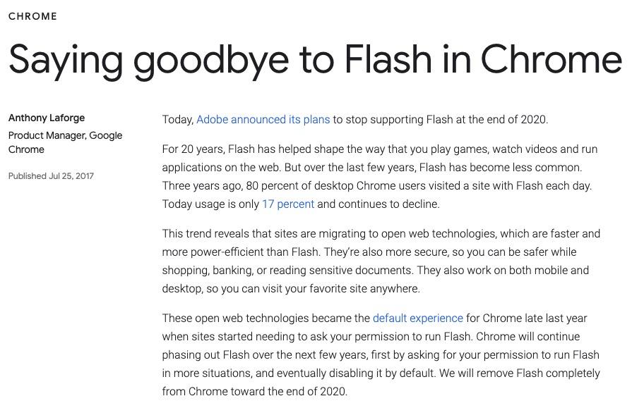 chrome放弃flash.jpg